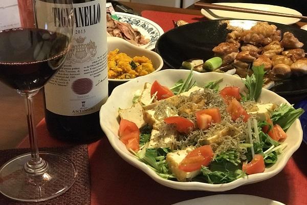 焼き鳥(タレ)に合うワインは⁉︎